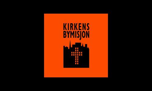 Kirkens Bymisjon logo
